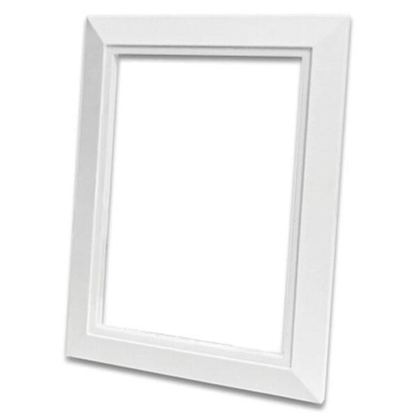 Декоративная рамка Деко белая для пневморозетки