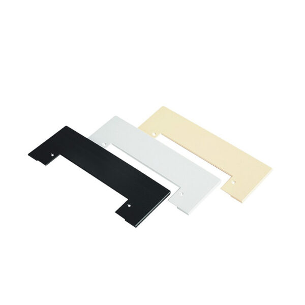 Декоративная рамка для пневмосовка (белая)