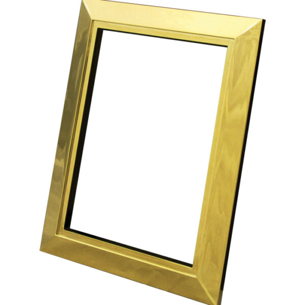 Декоративная рамка Деко (золото)