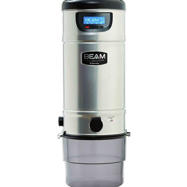 Встроенный пылесос Beam Electrolux Platinum 385 с LCD дисплеем