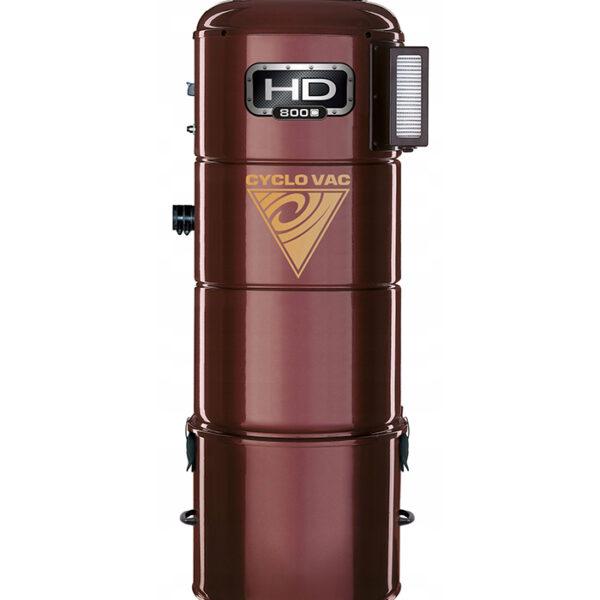 Встроенный пылесос Cyclovac HD 800 C