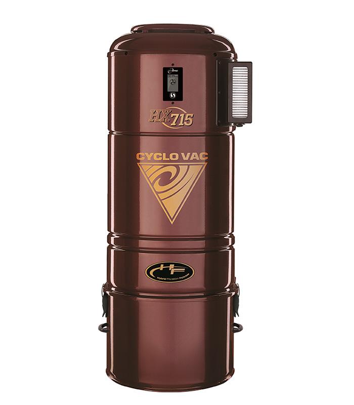 Встроенный пылесос Cyclovac HX715