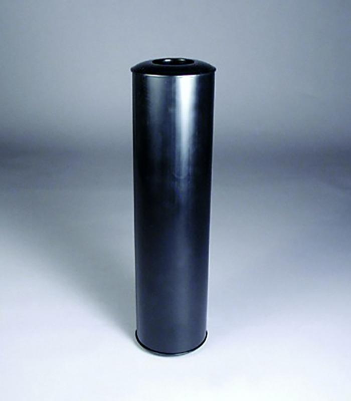 Глушитель цилиндрический