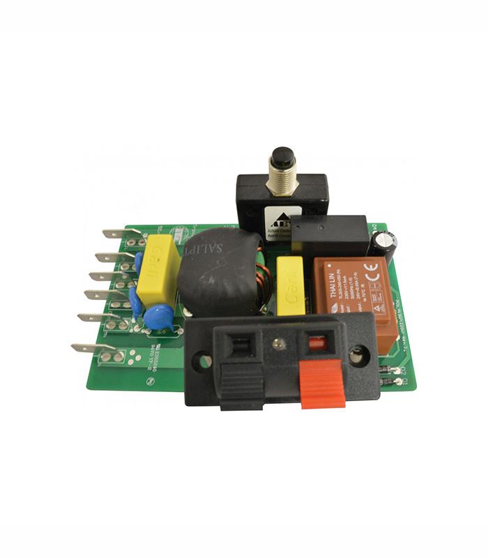 Плата управления с таймером для CycloVac GS 95-115, Е 215-715, Н215-715